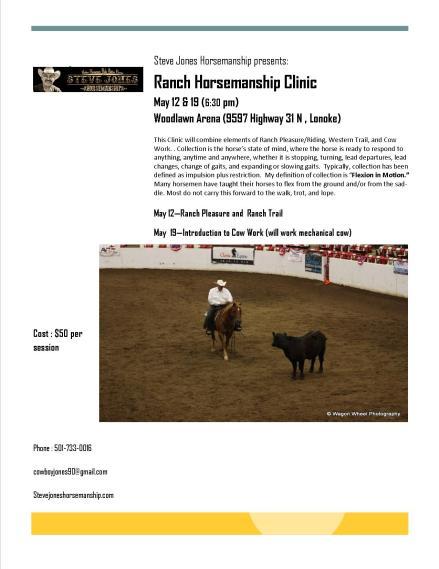 Ranch Horsemanship - Verkler 3
